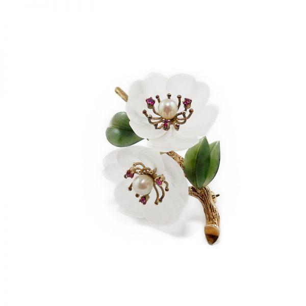 Cherry blossom Paltscho