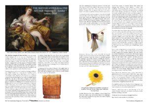 London Mayfair Antiques & Fine Art Fair Precious Flora The Gentleman Magazine