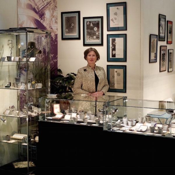 Precious Flora Stand Birmingham Antiques For Everyone