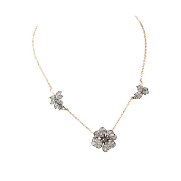 Dogwood necklace Precious Flora