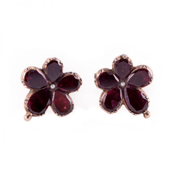 Almandine violets