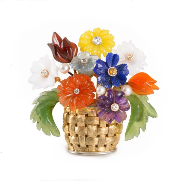 Austrian flowerbasket