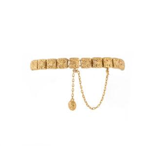 Acanthus bracelet Krementz
