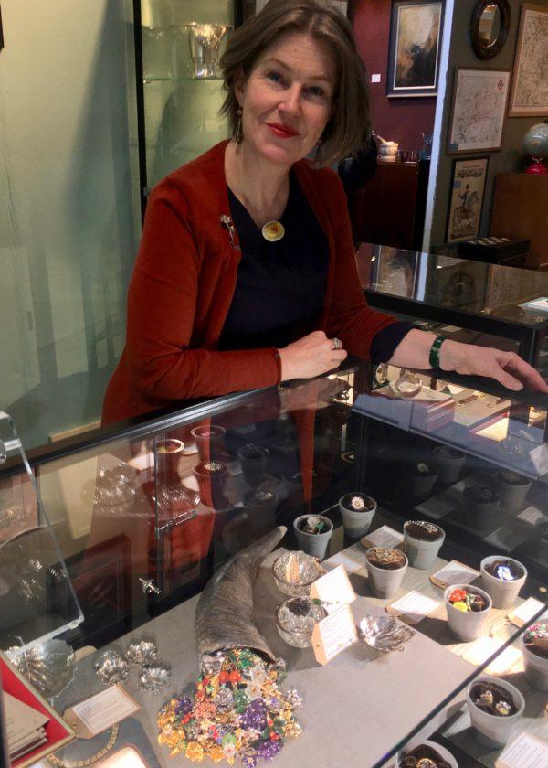 Precious Flora-Cornelia Perquin-Cornucopia-the Battersea Decorative Antiques & Textiles Fair.