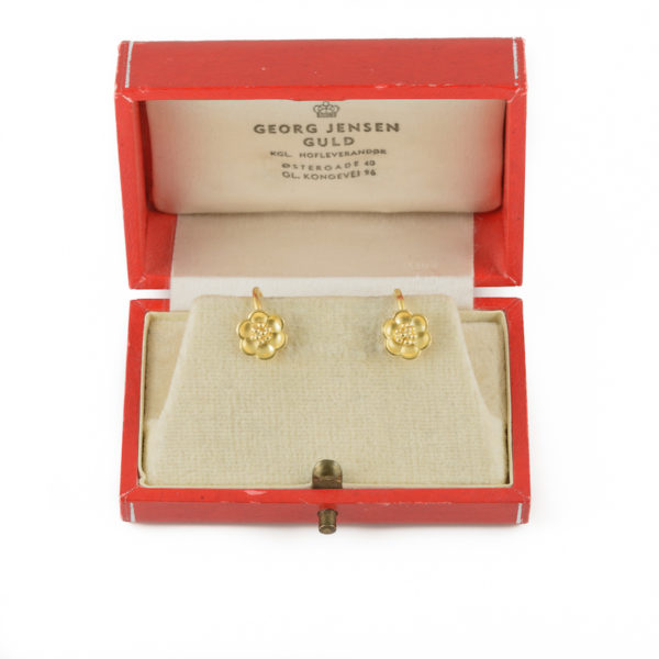 Earrings Georg Jensen